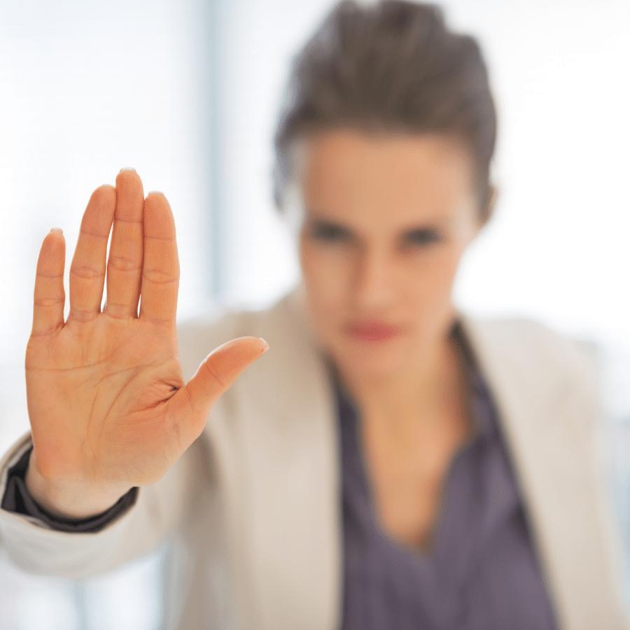 Read more about the article Abgrenzung – wie du lernst dich besser abzugrenzen
