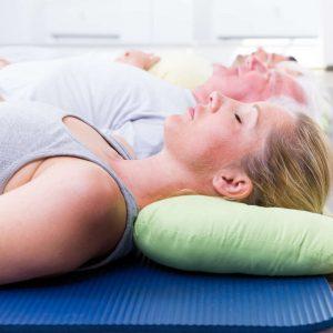 Progressive Muskelentspannung Bewusstseinsarbeit